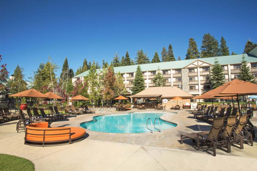 Tenaya Lodge-Main Outdoor Pool